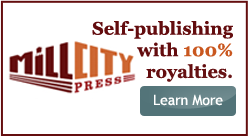 MillCityPress.net - Self Publishing Companies can't match our 100% royalties